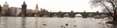 Karlsbroen, Praha, Stare Mesto, Unesco Verdensarven, middelalder, markedsplassen, Karlsbroen, Böhmen, Tsjekkia