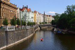 Praha, Stare Mesto, Unesco Verdensarven, middelalder, markedsplassen, Karlsbroen, Böhmen, Tsjekkia