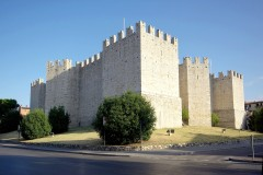Castello dell'Imperiatore, Prato, gamleby, middelalder, romansk, historisk, Toscana, Midt-Italia, Italia