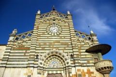 Duomo Prato, Prato, gamleby, middelalder, romansk, historisk, Toscana, Midt-Italia, Italia