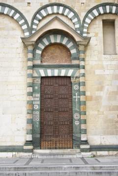 Duomo, Prato, gamleby, middelalder, romansk, historisk, Toscana, Midt-Italia, Italia