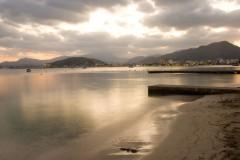 Puerto, Port de Pollenca, Mallorca, Balearene, Spania