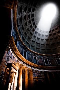 Pantheon, Roma, Unescos liste over Verdensarven, romerriket, Forum, antikken, historiske bydeler, gamlebyen, Trastevere, den evige stad, Tiber, Vatikanet, Panthon, Roma, Midt-Italia, Italia