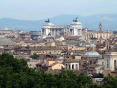 Vittore Emeanuele, Roma, Unescos liste over Verdensarven, romerriket, Forum, antikken, historiske bydeler, gamlebyen, Trastevere, den evige stad, Tiber, Vatikanet, Panthon, Roma, Midt-Italia, Italia