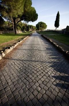 Via Appia, Forum Romanum, Roma, Unescos liste over Verdensarven, romerriket, Forum, antikken, historiske bydeler, gamlebyen, Trastevere, den evige stad, Tiber, Vatikanet, Panthon, Roma, Midt-Italia, Italia