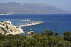 Ormos Matarhokampou, Samos, Hellas