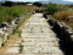 Heraklion, Samos, Hellas