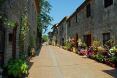 Sovana, Toscana, Midt-italia, Italia