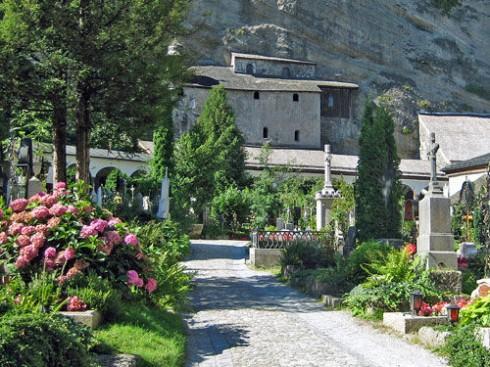 St Peters Kloster, Salzburg, Altstadt, Mozart, Unescos liste over Verdensarven, Tyrol og Salzburg, Østerrike