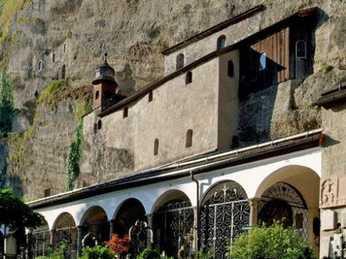 St Peterskloster katakomber, Salzburg, Altstadt, Mozart, Unescos liste over Verdensarven, Tyrol og Salzburg, Østerrike