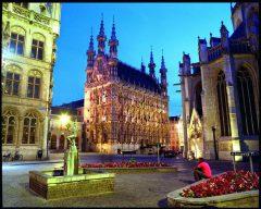 historisk bysenter, Unescos liste over Verdensarven, gourmet, gamleby, gotikken, renessansen, barokken, Belgia