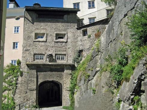 Steingasse, Kapuzinerklosteret, Salzburg, Altstadt, Mozart, Unescos liste over Verdensarven, Tyrol og Salzburg, Østerrike