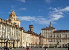 Piazza Castello, Torino, Valle d'Aosta og Piemonte, Unescos liste over Verdensarven, barokk-arkitektur, Nord-Italia, Italia