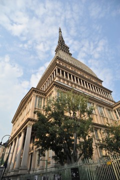 Mole Antonelliana, Torino, Valle d'Aosta og Piemonte, Unescos liste over Verdensarven, barokk-arkitektur, Nord-Italia, Italia