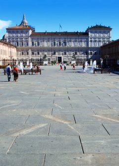 Palazzo Reale, Piazza Castello, Torino, Valle d'Aosta og Piemonte, Unescos liste over Verdensarven, barokk-arkitektur, Nord-Italia, Italia