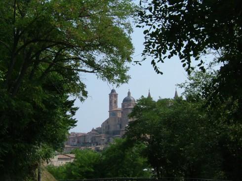 Urbino, Marche, Midt-Italia, Italia
