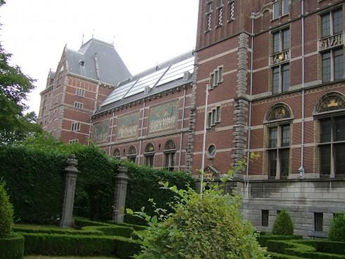 Rijksmuseum, Amsterdam, kanaler, Unescos liste over Verdensarven, Nederland