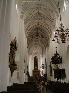 Domkirken i Århus, Århus, Jylland, Danmark