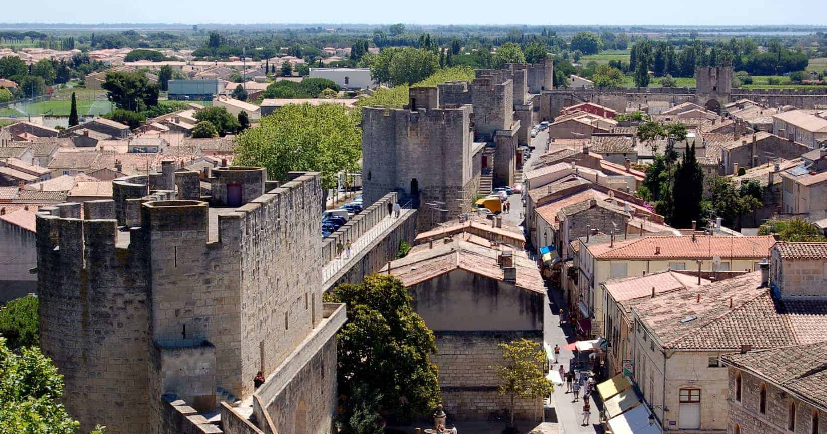 Aigues Mortes ReisDit.no