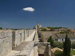 Festningsbyen, Aigues Mortes, middelalder, camargues, Sør-Frankrike, Frankrike
