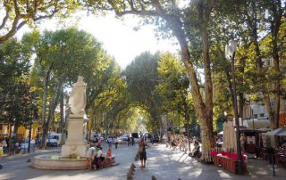 Aix-en-Provence ReisDit.no