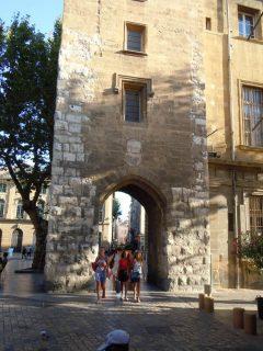 Aix-en-Provence, Provence, Cote d'Azur, Sør-Frankrike, Frankrike