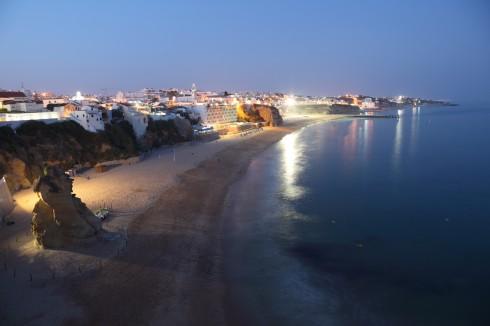 Albufeira, Algarvekysten, Sør-Portugal, Portugal