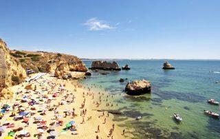 Algarve-kysten, ReisDit.no