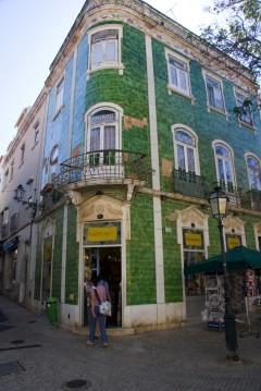 Lagos, Algarvekysten, Sør-Portugal, Portugal