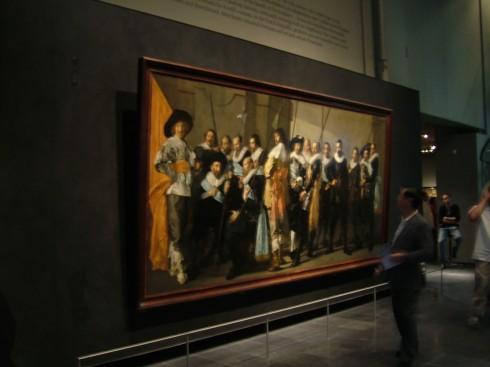 Rijksmuseum, Rembrandt, Amsterdam, kanaler, Unescos liste over Verdensarven, Nederland
