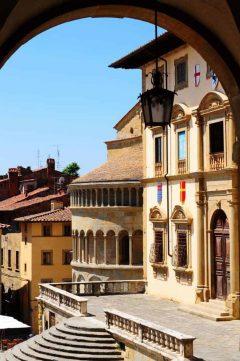 Midt-Italia, Toscana, Arezzo,