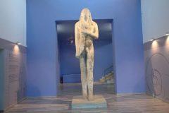 korous, akropolismuseet, athen, Hellas