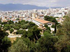 Agora, Akropolis, Athen Hellas