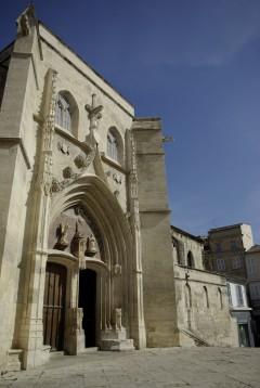 Kirken St Agricol, Avignon, Unescos liste over Verdensarven, Pavepalasset, Vieux ville, gamlebyen, middelalder, Rhône, Sør-Frankrike, Frankrike