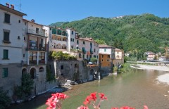 Bagni di Lucca, Garfagnana, Toscana, Italia