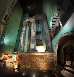 Barcelona, Templo de Augustus, Barrio Gotico, La Sagrada Familia, katalansk, Unescos liste over Verdensarven, Antoni Gaudi, Parc Guell, Catalunia, Spania