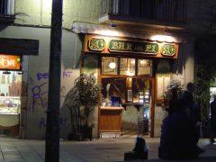 Barrio Ghotico, bar del pi, Barcelona, katalansk, Unescos liste over Verdensarven, Antoni Gaudi, Guell, Catalunia, Spania