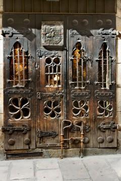 Barrio Ghotico, Barcelona, katalansk, Unescos liste over Verdensarven, Antoni Gaudi, Guell, Catalunia, Spania
