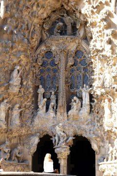 La Sagrada Familia, Barcelona, katalansk, Unescos liste over Verdensarven, Antoni Gaudi, Guell, Catalunia, Spania
