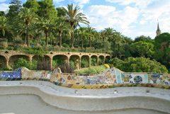 Parc Güell, Barcelona, katalansk, Unescos liste over Verdensarven, Antoni Gaudi, Guell, Catalunia, Spania