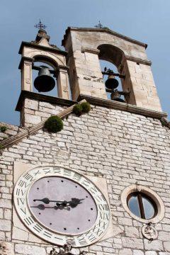 Santa Barbara, Sibenik, Adriaterhavet, gamlebyen, historisk bysenter, Unescos liste over Verdensarven, middelalder, renessanse, Zadarkysten og øyene, Kroatia
