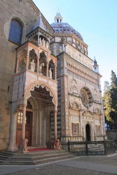 Cappella Colleoni , Bergamo, Alta, Lombardia, Nord-italia, Italia