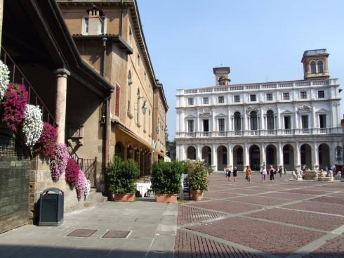 Bergamo Alta, Lombardia, Nord-Italia, Italia