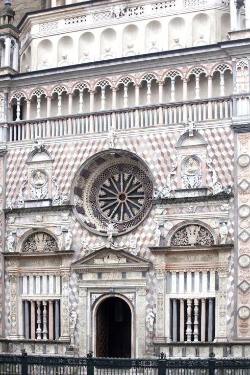 Capella Colleoini, Basilica di Santa Maria Maggiore, Bergamo Alta, Lombardia, Nord-Italia, Italia