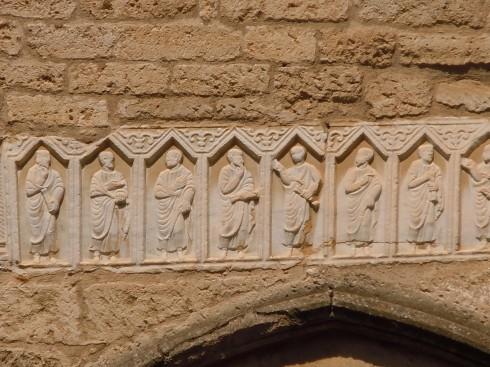 St.-Aphrodise, Vieux Ville, Béziers, Languedoc, Sør-Frankrike, Frankrike
