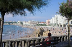 Biarritz, Sørvest-Frankrike