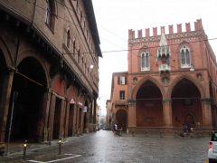 Bologna, Unescos liste over Verdensarven, middelalderen, historiske bydeler, gamlebyen, Emilia-Romagna, Nord-Italia, Italia
