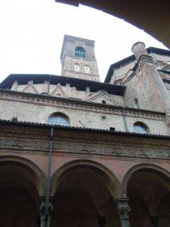 San Giacomo Maggiore, Bologna, Unescos liste over Verdensarven, middelalderen, historiske bydeler, gamlebyen, Emilia-Romagna, Nord-Italia, Italia