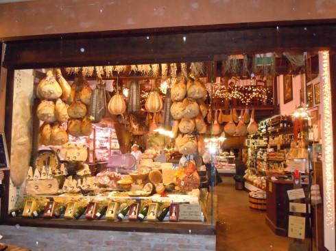 Mercato di Mezzo, Bologna, Unescos liste over Verdensarven, middelalderen, historiske bydeler, gamlebyen, Emilia-Romagna, Nord-Italia, Italia