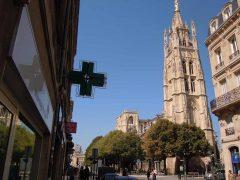 Bordeaux, Medoc, Unescos liste over Verdensarven, Cathédrale Saint André, Vieux ville, gamlebyen, middelalder, Sør-Frankrike, Frankrike